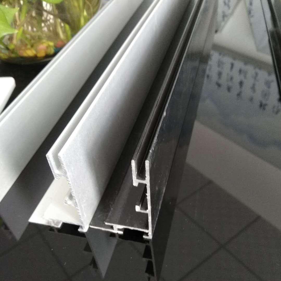长沙卡布边框广告铝材铝合金批发