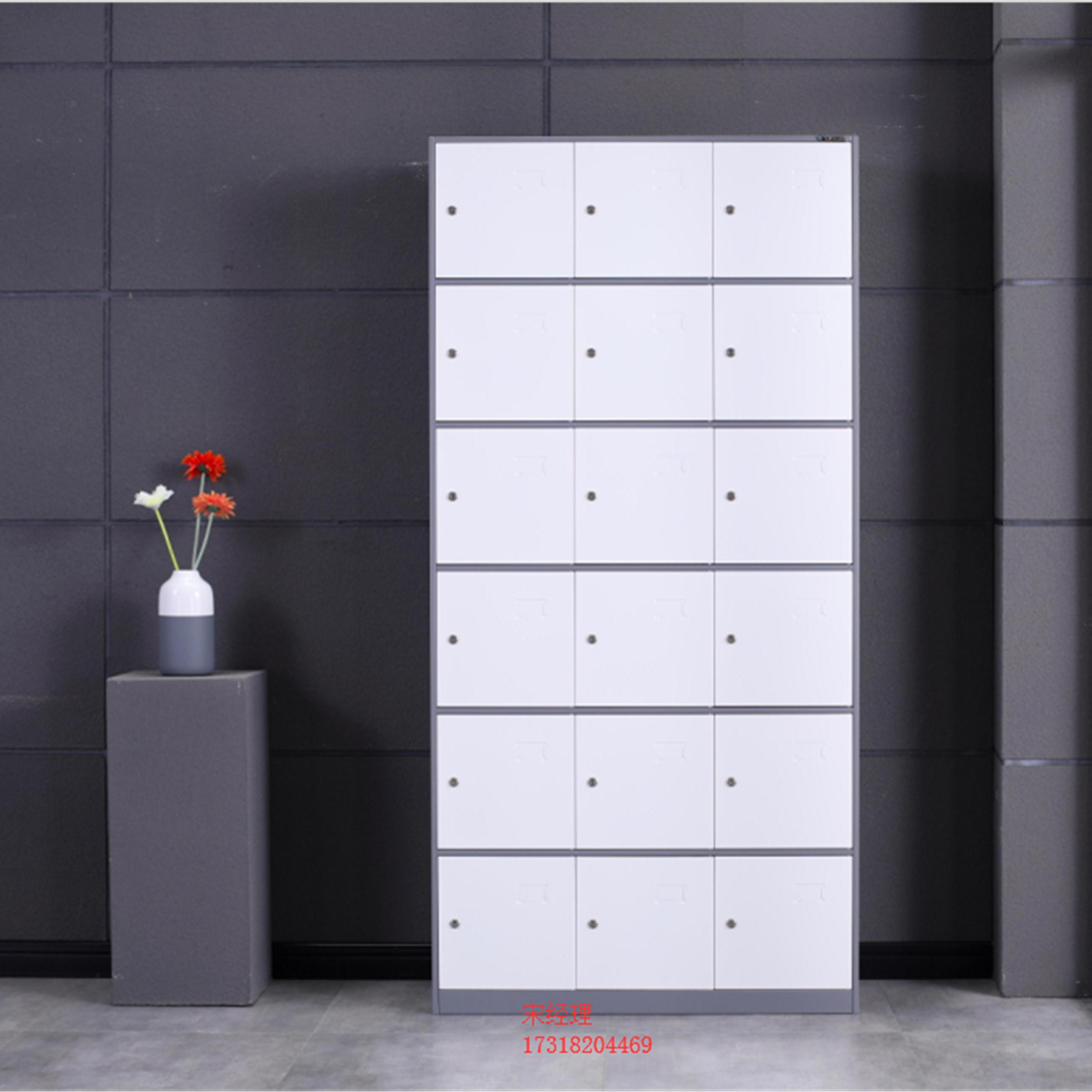 钢制拆装窄边文件柜精品铁皮柜储物柜资料柜档案柜多门柜办公柜子