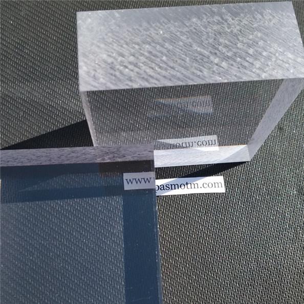 特种超厚有机玻璃板透明材料