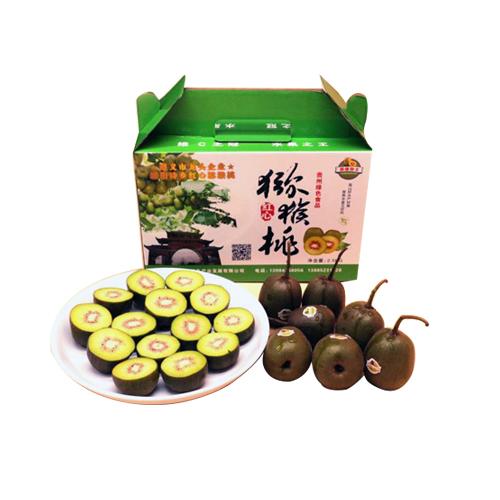 红阳红心猕猴桃 有机孕妇奇异果 清香酸甜可口5斤装 单果120-150g