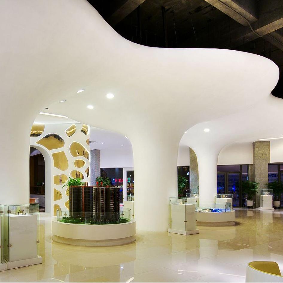 上海嘉尧专业生产GRG装饰材料 种类多 量大从优