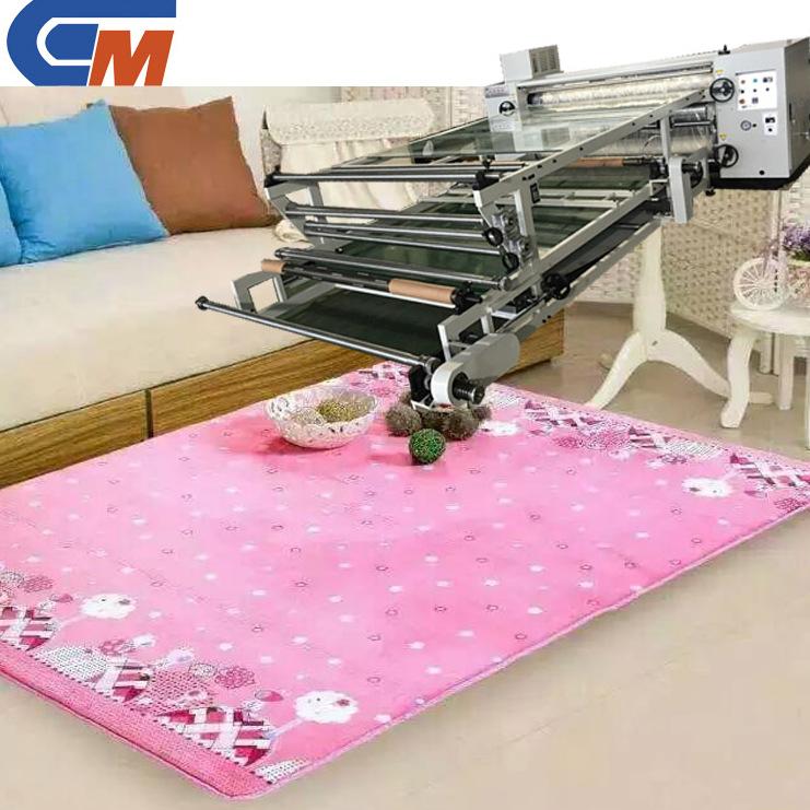天津地毯热转移印花机 质量好热转移印花机