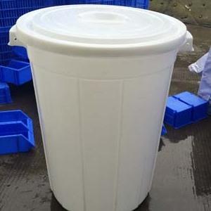 济南塑料食品桶食品箱滨州塑料垃圾桶塑料零件盒供应