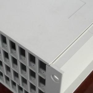恒贝通信厂家供应优质阻燃合金插片盒