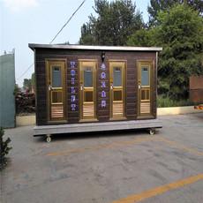 沧州移动厕所厂家河北移动厕所环保厕所安装