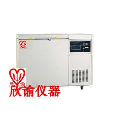 定制深冷超低温测试冷柜价格 深冷轴承装配箱厂家非标 上海超低温冰箱欣谕报价
