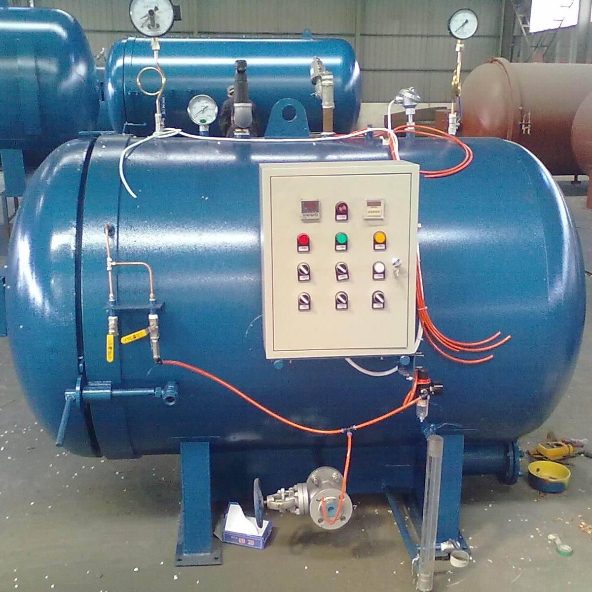 山东众泰同泽优质硫化罐 专业定制 专业生产
