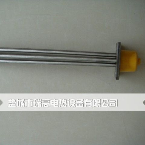 方型法兰电热管