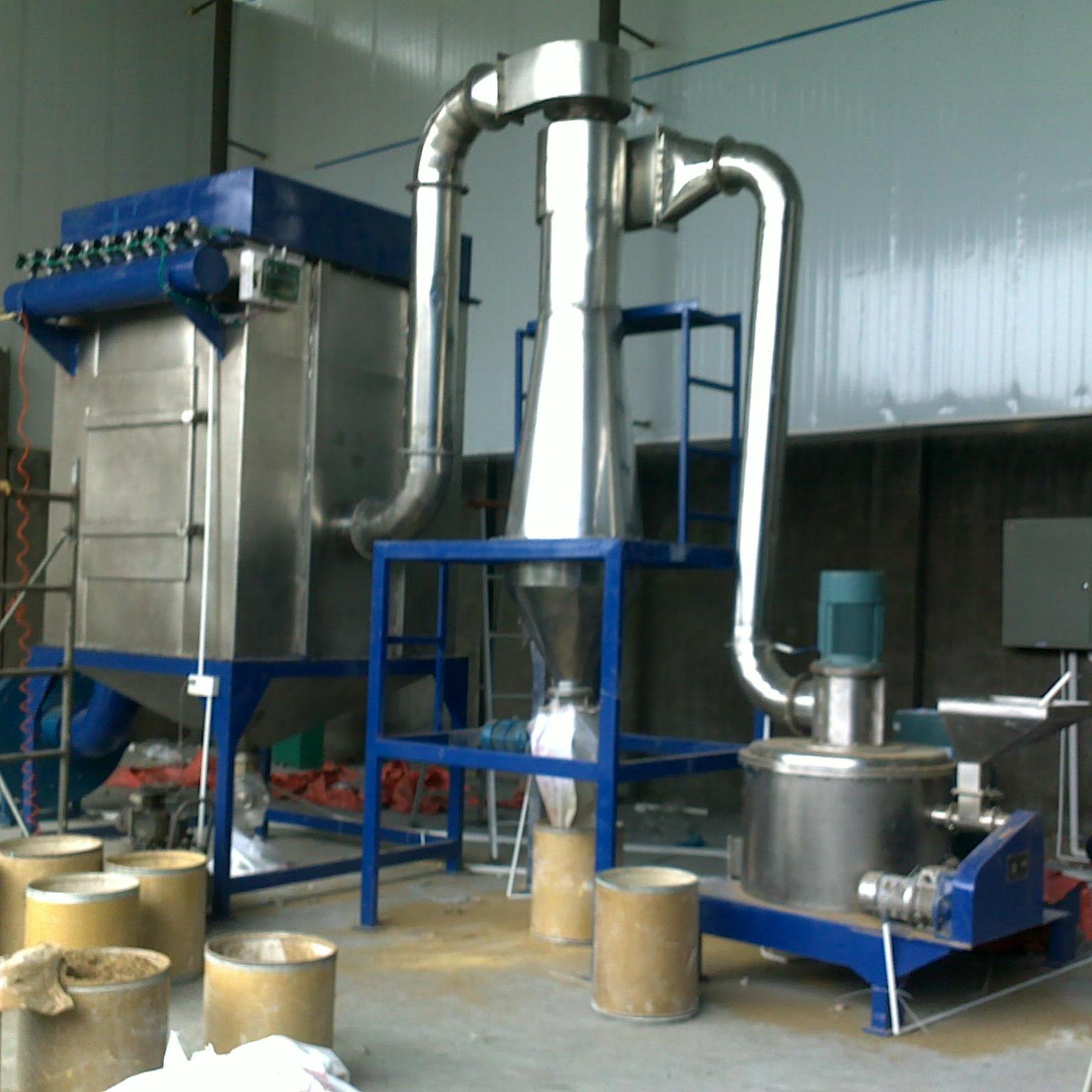 无锡杰琪祥直供粉碎农药设备 DCM-450超微粉碎机
