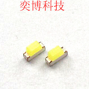 奕博光电厂家直销优质的发光二极管LED灯珠  0603侧面白光贴片