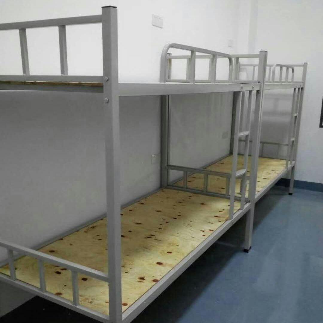 双层铁床 重庆 二层铁床 宿舍双层铁床 重庆铁床厂家直销