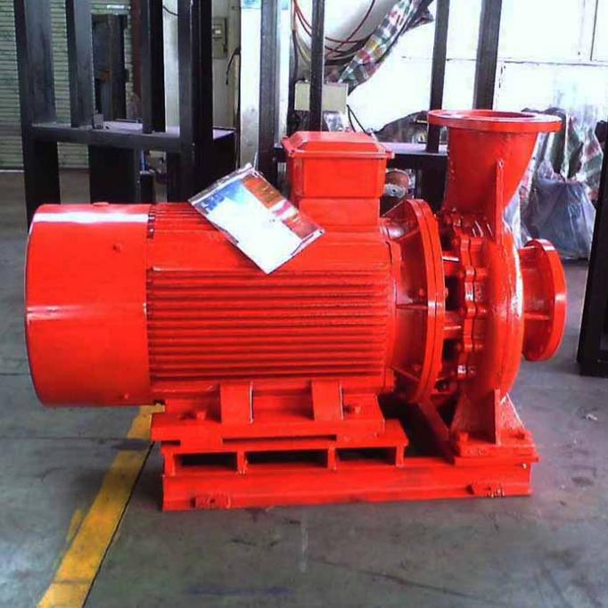 供应 卧式消防泵厂家消防泵3C认证企业 供水消防泵