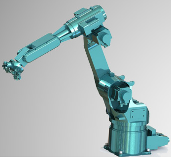 供应工业机器人S6-1510 六轴机械手