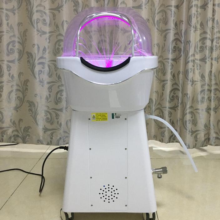 广州传祺厂家直销头疗仪养护熏蒸机头皮水疗spa护理仪