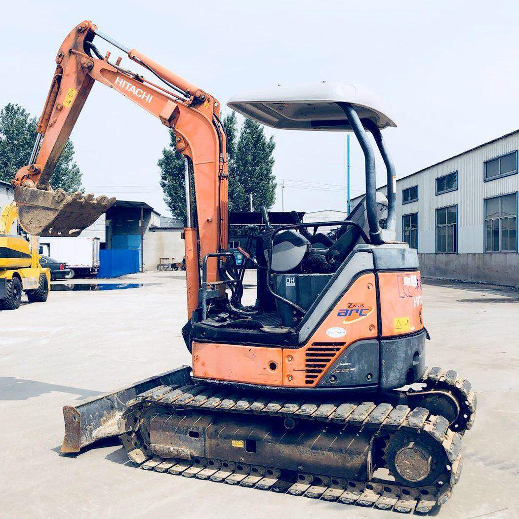 【海关进口】二手微型挖掘机日立30  海南乐东县通用型二手小挖机