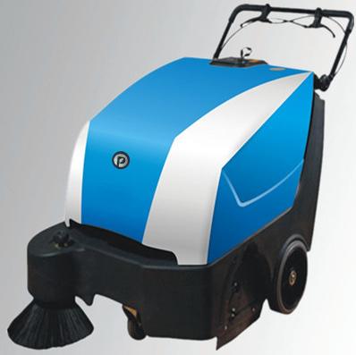 山西普森电动智能驾驶式扫地车PS-J700