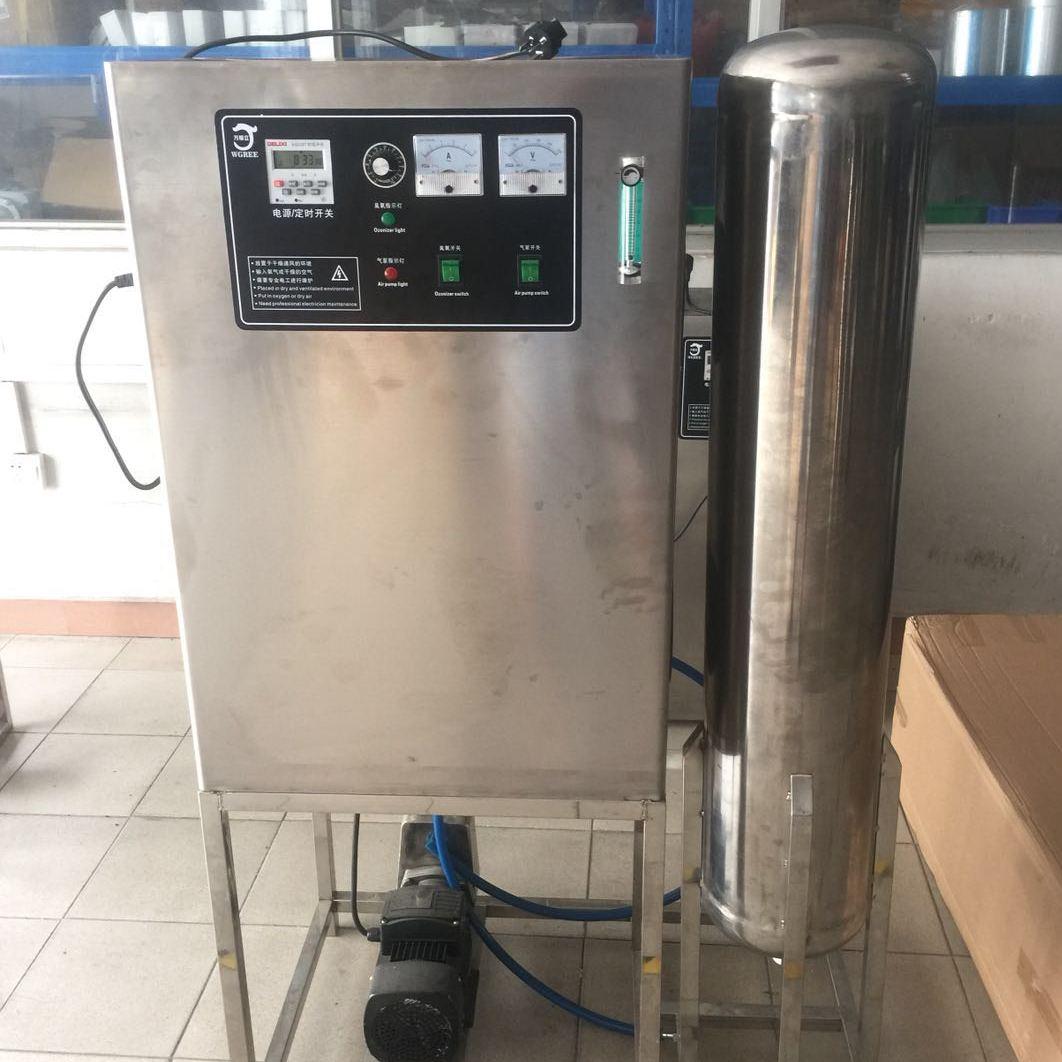 佛山万格立小型高浓度臭氧水机5克至30克厂家直供