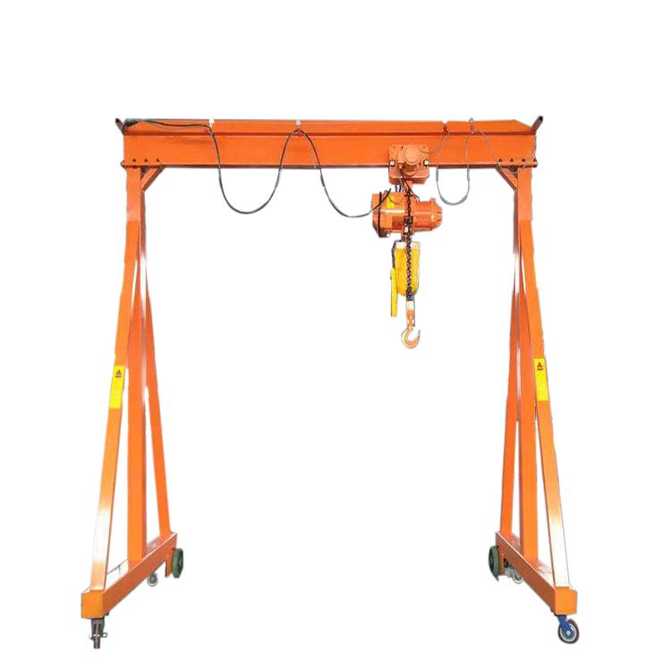 龙门吊 小型龙门吊 手推式龙门吊