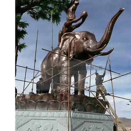 喷泉雕塑_铜雕喷泉雕塑_河北志彪铜雕厂制作喷泉雕塑