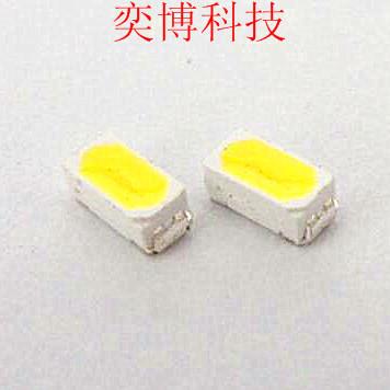 厂家直销发光二极管LED灯珠 3015侧面白光贴片