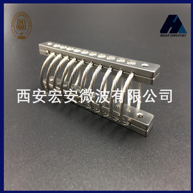 光学仪器隔振防抖—JGX-0240D-4.5A型钢丝绳隔振器