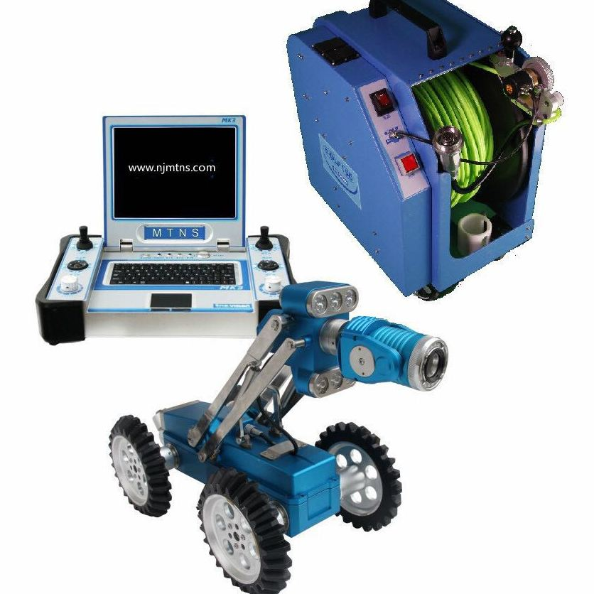 曼特内思机械供应 市政雨污水 管道检测机器人TVS2000M 提供周转机 免费培训 送货上门