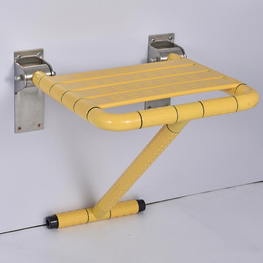 重庆无障碍卫生间扶手安装 折叠式沐浴凳价格