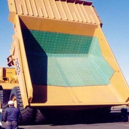高酸碱物料的运输车辆专用防腐蚀车厢衬板