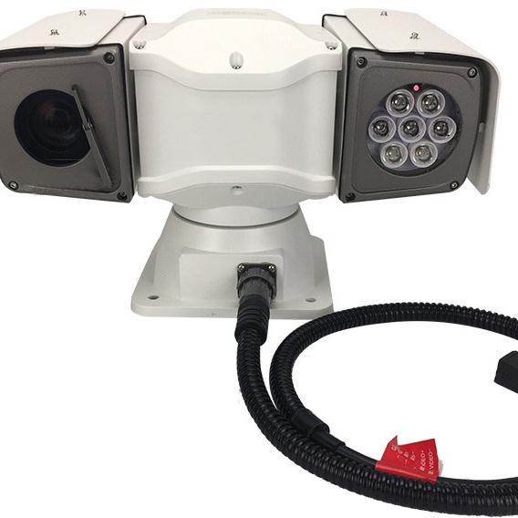 派尼珂NK-IP306PT5M36X 500萬像素網絡高清紅外車載攝像機36倍光學變焦