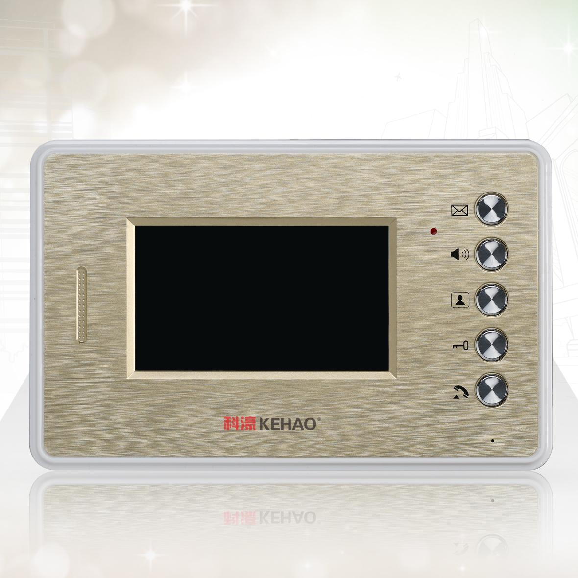 楼宇对讲 楼宇对讲系统 销售K26可视对讲室内机