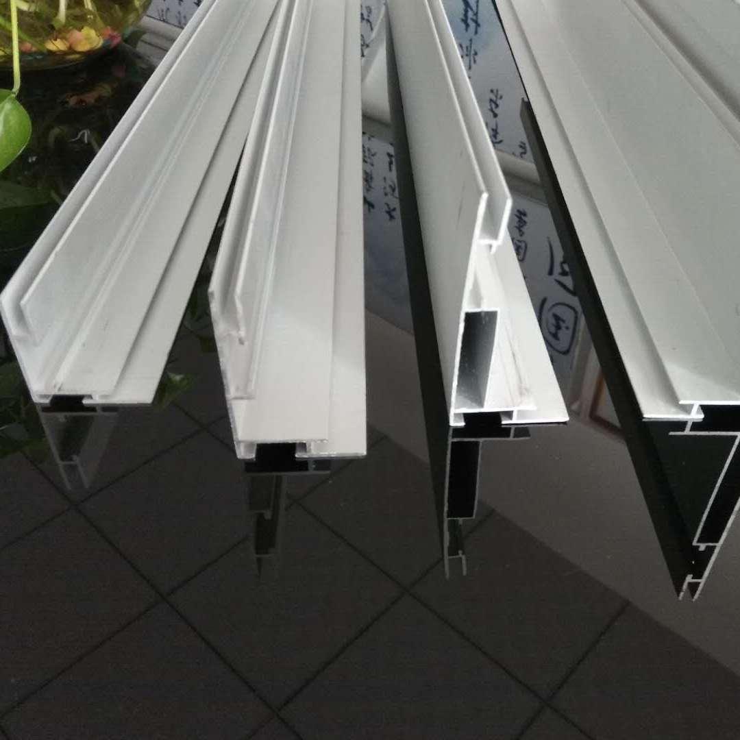 重庆卡布边框广告铝材铝合金批发