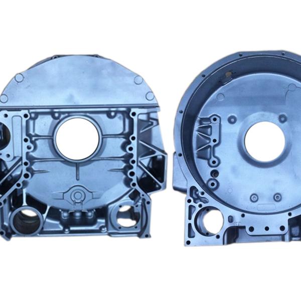 梅赛德斯奔驰卡车发动机配件OM442飞轮壳 奔驰飞轮壳价格 进口奔驰卡车配件供应商