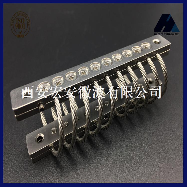 监控设备减震缓冲—JGX-0320D-13.5A型钢丝绳隔振器