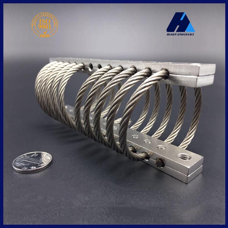西安宏安 JGX-0320D-17A型钢丝绳隔振器