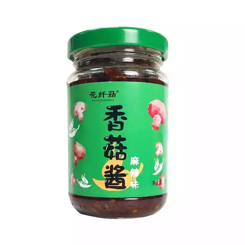 花纖菇  香菇醬拌面醬下飯醬  2瓶裝下飯菜