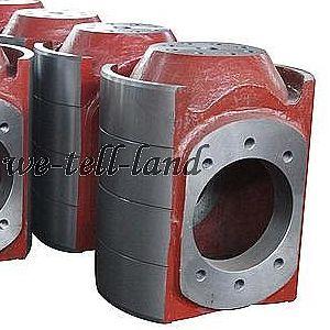宝鸡F1300泥浆泵配件 十字头总成 石油钻机配件