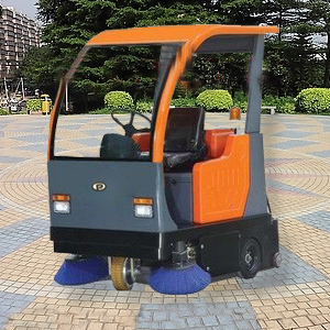 河南普森驾驶式扫地车道路清扫车电动驾驶式扫地车PS-J1450BP