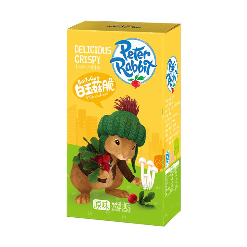 花纤菇  香菇脆低温脆化  儿童零食孕妇零食果蔬香菇脆片