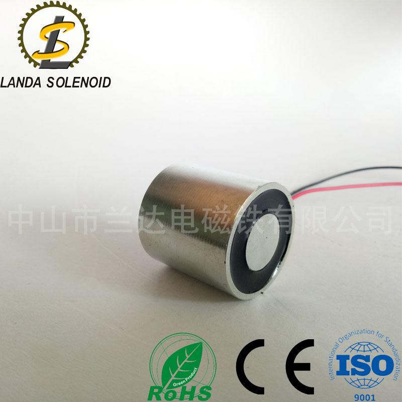 厂家定制通电消样磁式电磁铁XH3030 直流24V电源