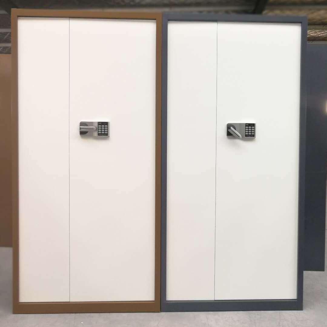 重庆钢制铁柜 办公室钢柜 员工钢柜 柜子生产厂家直销
