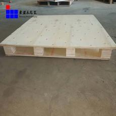 出口木托盘 平度免熏蒸包装木托 复合板材质载重大