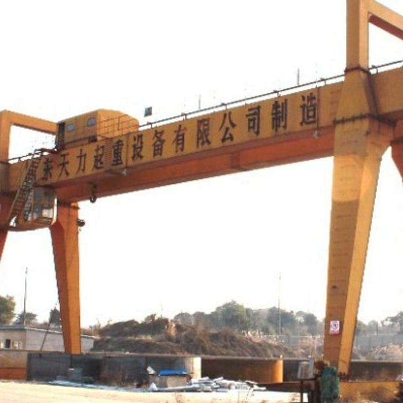 转让10吨包厢20吨花架16吨偏挂式二手龙门 天车 电磁吸盘