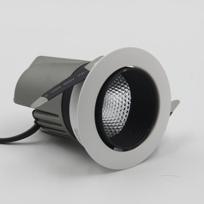 飞利浦照明QBS-TD06嵌入式天花灯射灯工程款压铸LED天花灯