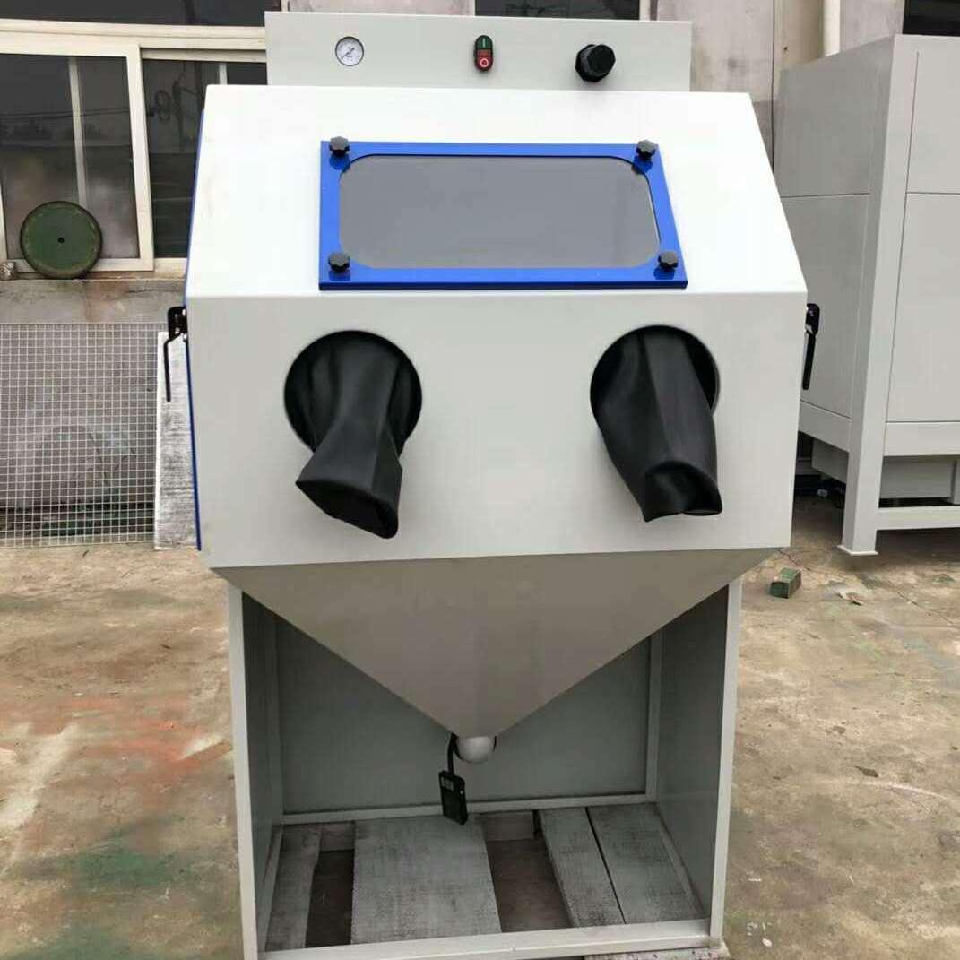 中山9070不锈钢水喷砂机 江门9070手动水喷砂机