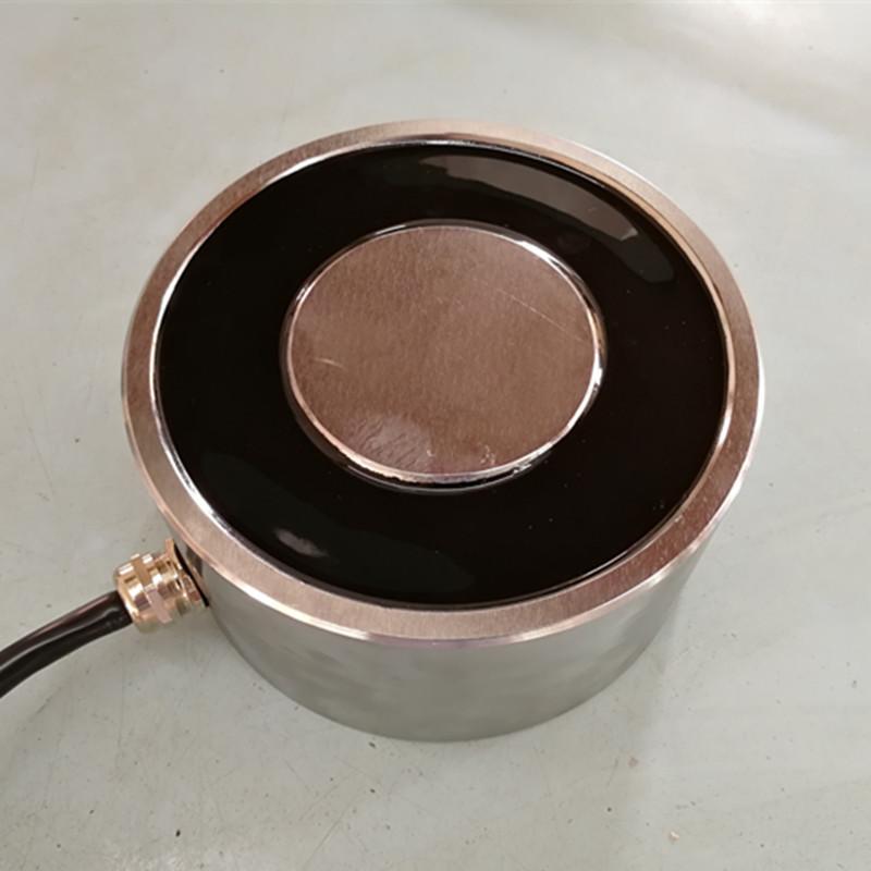 直销DC24V直径120MM电磁吸盘起重吸盘式电磁铁
