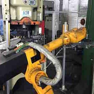 锻造丨冲压丨焊接丨码垛机器人厂家 力泰定制工业自动化机器人