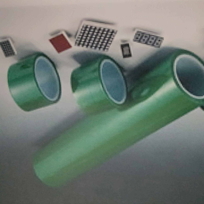 耐温性好的绿色高温胶带绿色高温胶贴