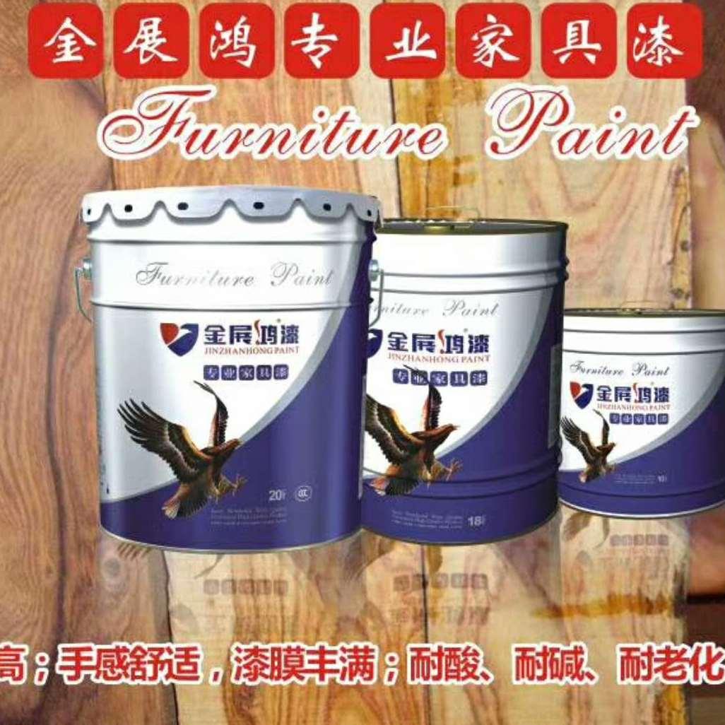 贴木皮家具油漆批发PU哑光清面漆抗划伤优异质量稳定家具涂料厂家