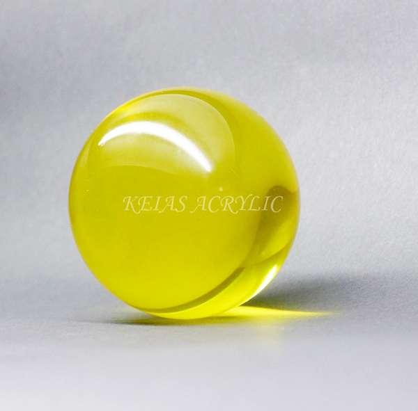 各种规格尺寸亚克力彩色圆球 透明有机玻璃圆球 装饰工艺球 厂家直销