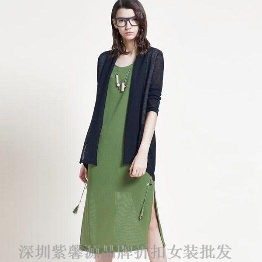 一线品牌正品折扣店女装货源批发专供一线品牌女装
